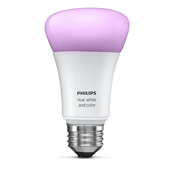 Philips Hue smart lightbulb