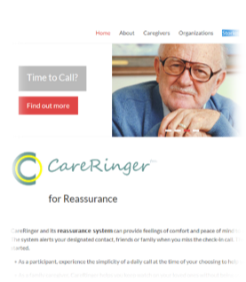Visit us at careringer.com