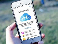 Iphone with Family Sharing